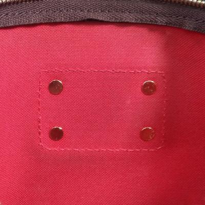 damier canvas chain shoulder belt bag